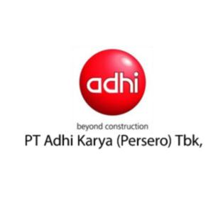 lowongan kerja pt adhi karya